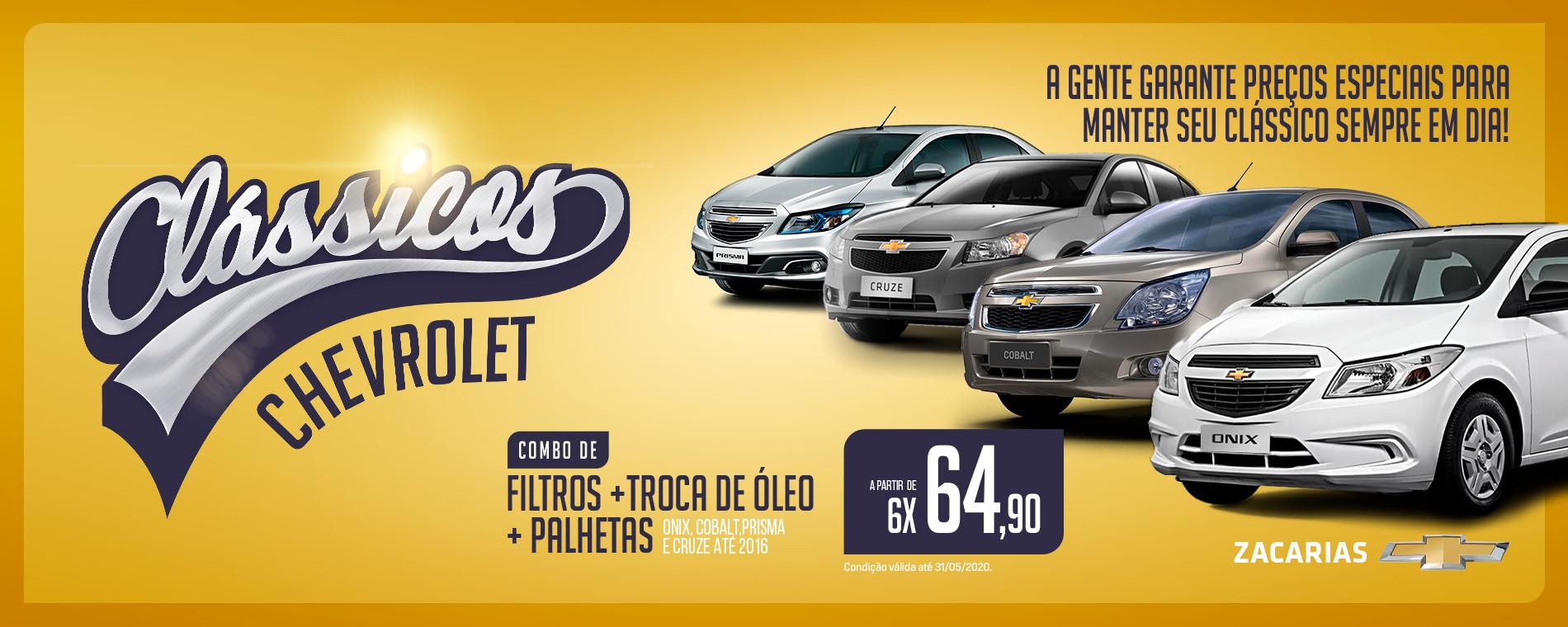 Classicos-Chevrolet
