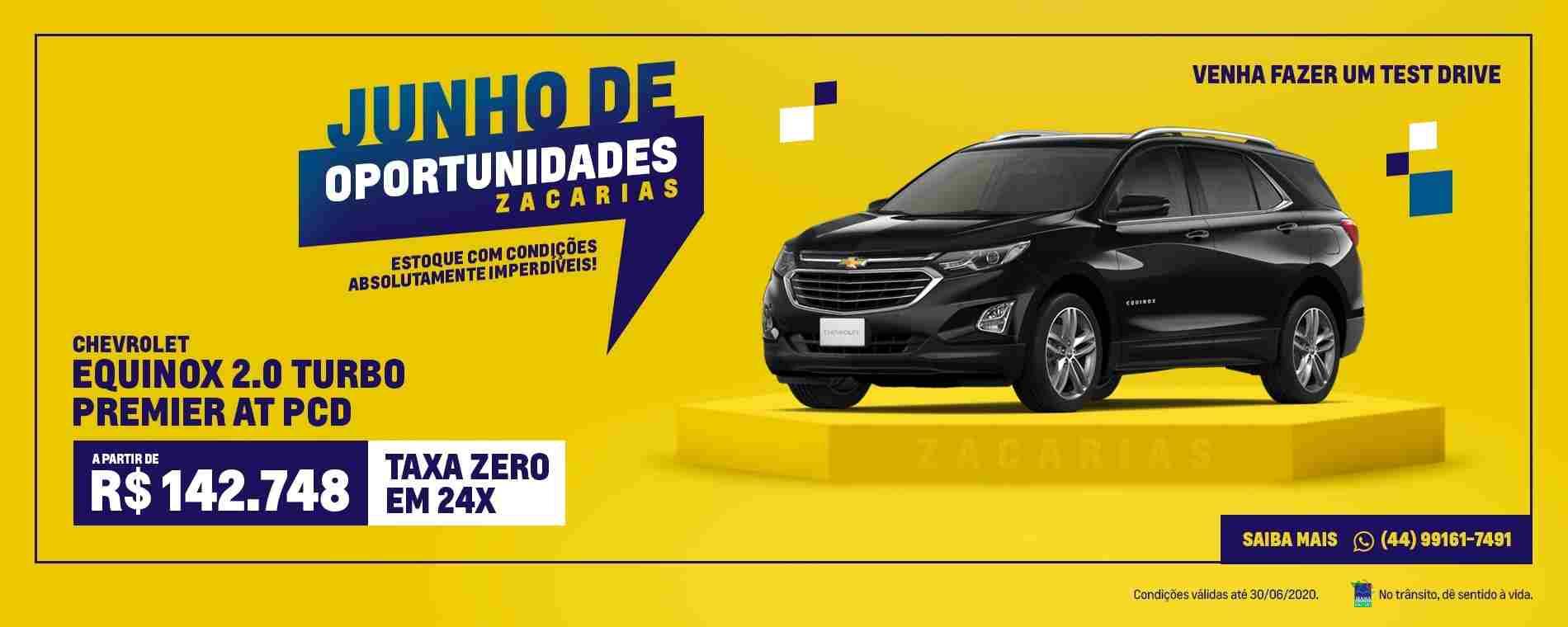Zacarias Chevrolet Concessionaria Em Toledo
