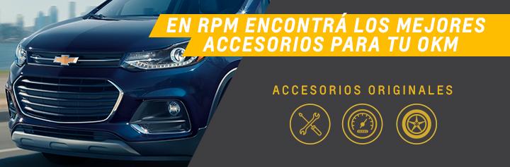 Accesorios Chevrolet en RPM