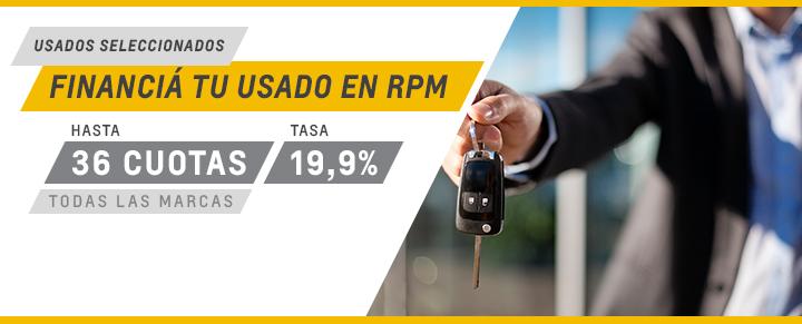 Oferta Usados Chevrolet RPM