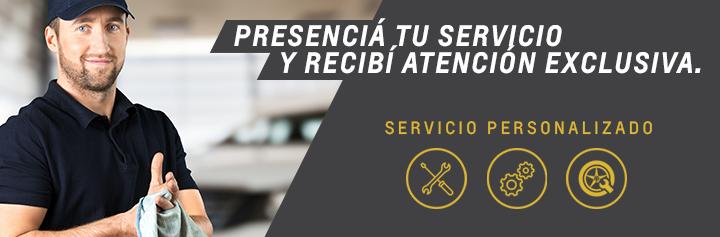 Servicio Personalizado en Chevrolet RPM