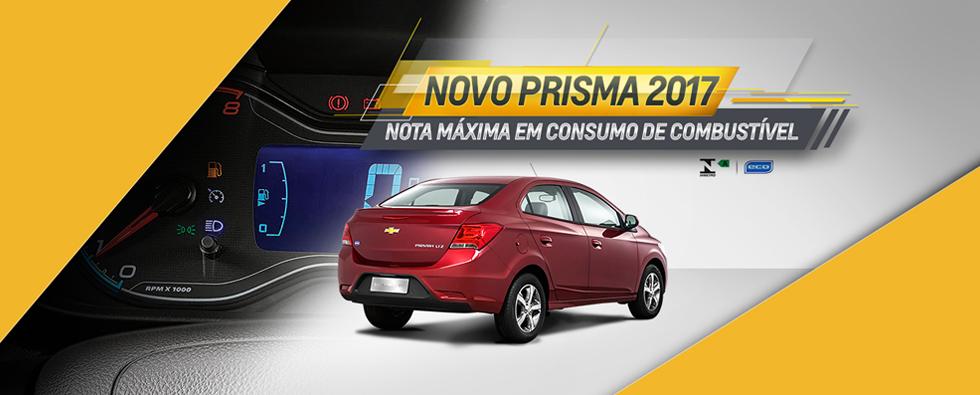 Novo Prisma 2017