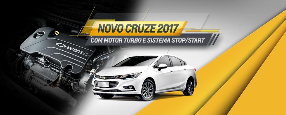 Novo Cruze 2017