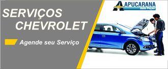 Serviços Chevrolet Apucarana