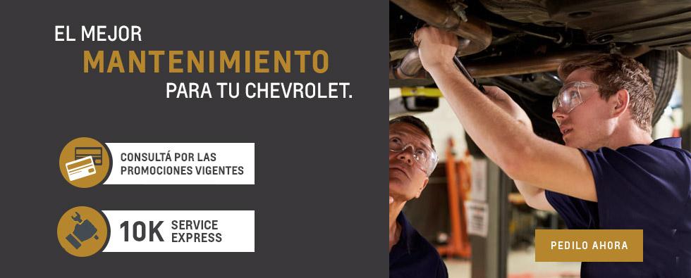 Servicio Chevrolet Autoteam