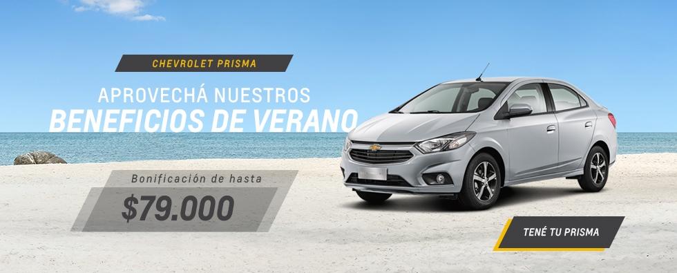 Oferta en Chevrolet Prisma de Autoteam