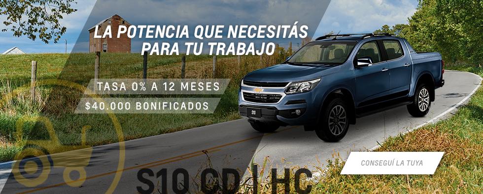 Oferta de Chevrolet S10 en Autoteam