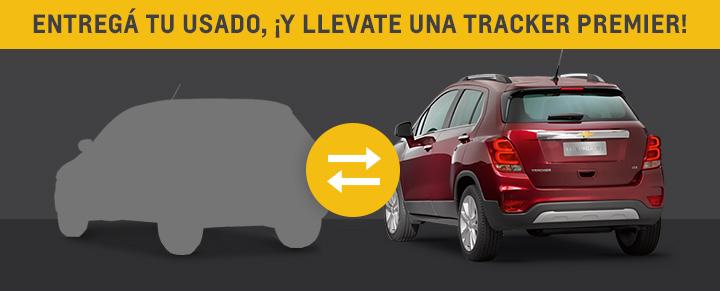 Oferta en Chevrolet Tracker de Fraga Automotores