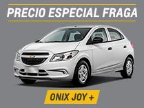 Oferta de Chevrolet Onix Joy en Fraga Automotores