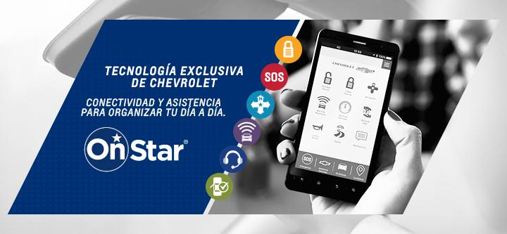Chevrolet OnStar en Akar Automotores