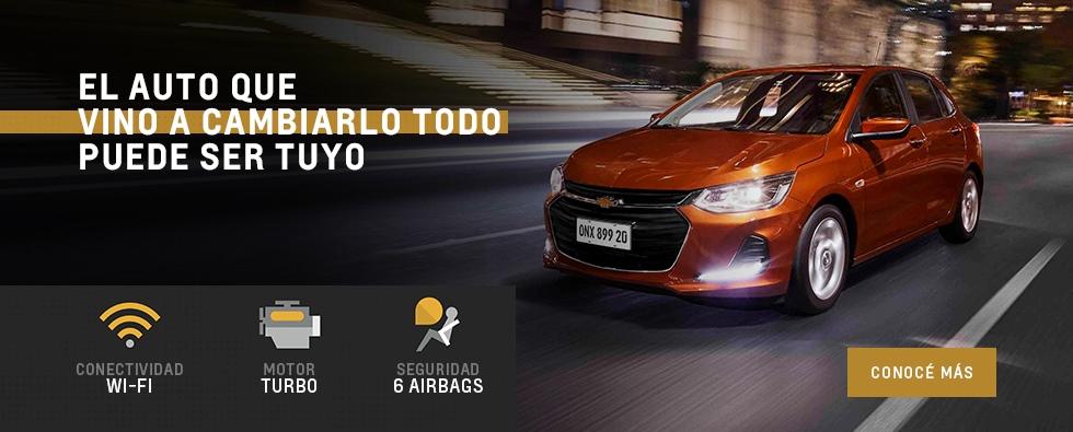 Nuevo Onix en Chevrolet Akar