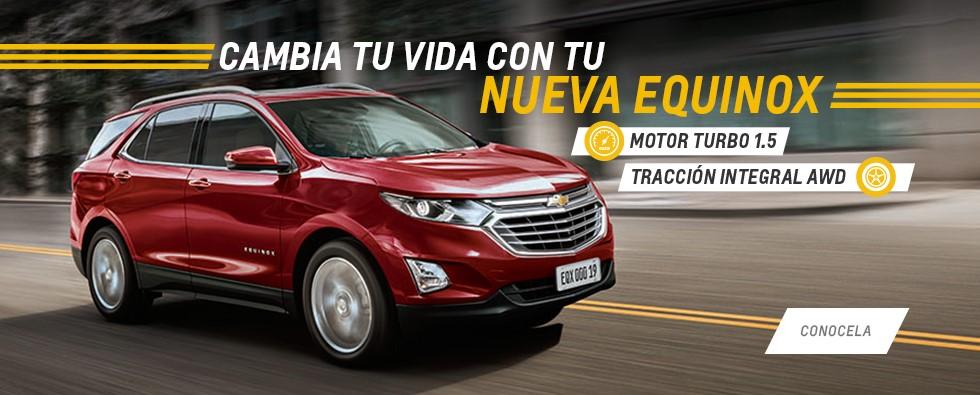 Chevrolet Equinox en Akar Automotores