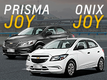 Oportunidad en Onix Joy y Prisma Joy en MS Automotores