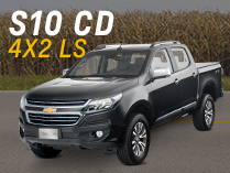 Oportunidad en Chevrolet S10 en MS Automotores