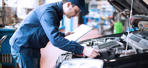 Serviços de manutenção e reparo para revisão de carros na concessionária Chevrolet Eldorado