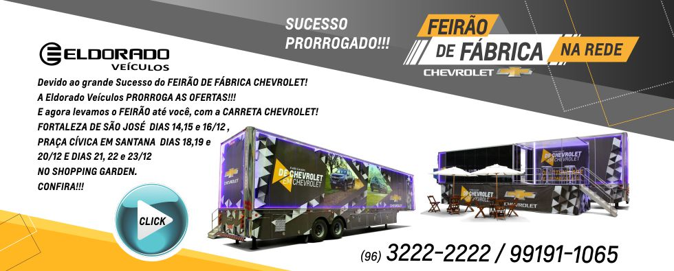 CARRETA CHEVROLET