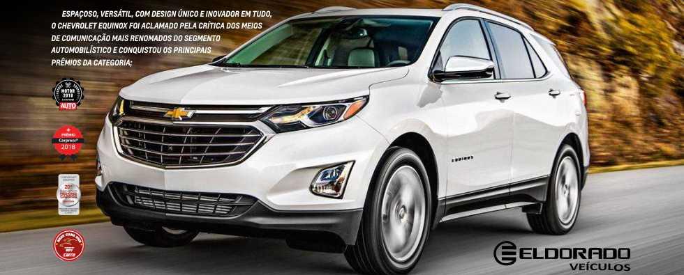Chevrolet: confiança que gera prêmios todos os anos!