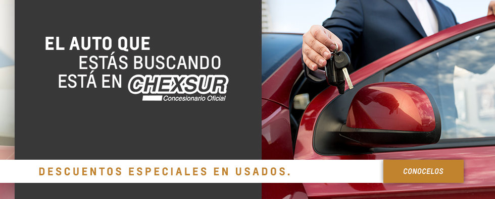 Usados Chexsur Chevrolet