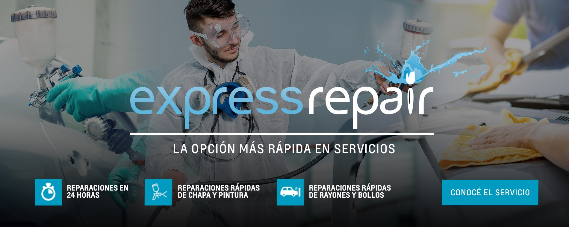 Express Repair Chevrolet en Río Gallegos