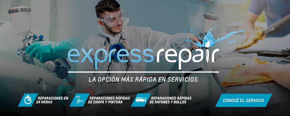 Chevrolet Express Repair en Veneto Automotores