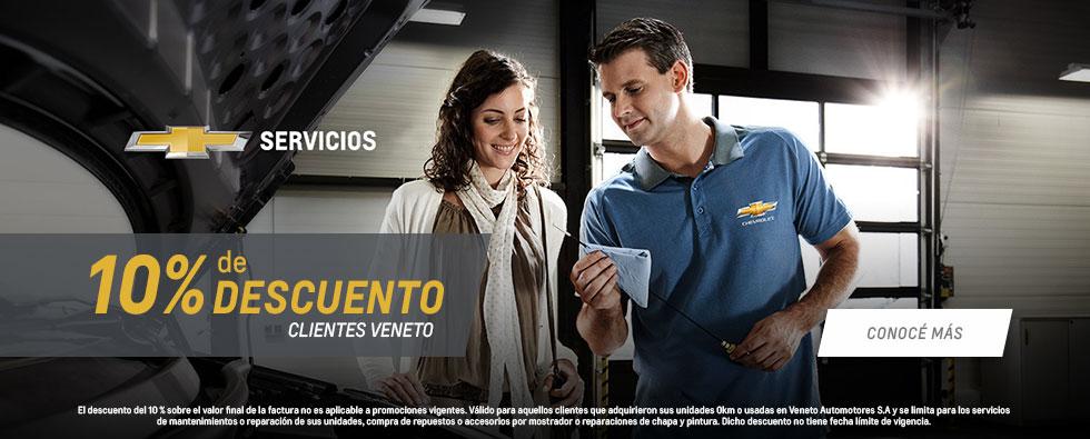 Banner Home Servicios Veneto