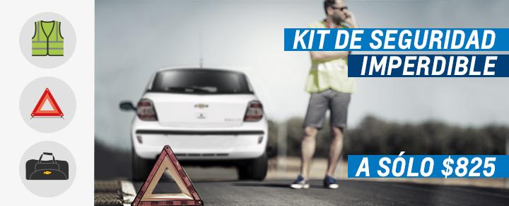 Kit de Seguridad en Veneto Automotores