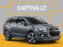 Oferta de Chevrolet Captiva en Veneto Automotores