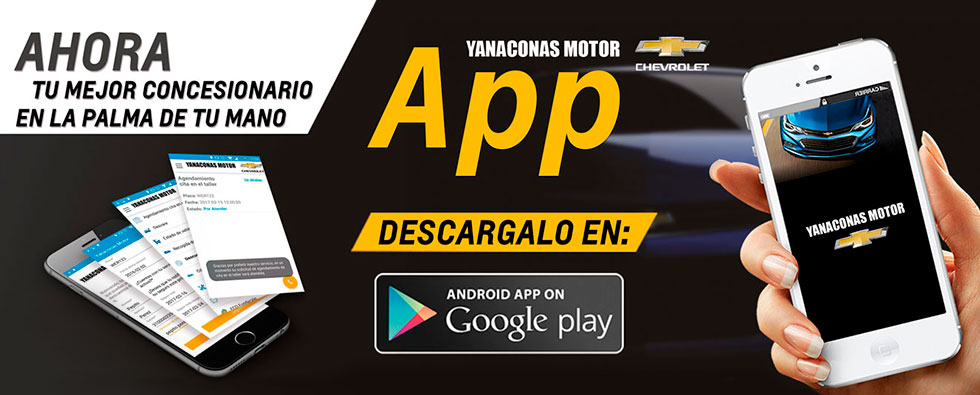 Yanaconas App