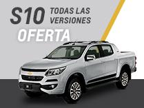 Oferta de Chevrolet S10 High Country en Andina Motors