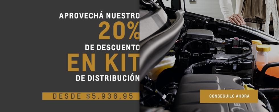 Descuento en Repuestos Chevrolet, La Rioja