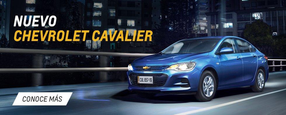 Nuevo Chevrolet Cavalier