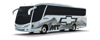 Bus Chevrolet MT134S