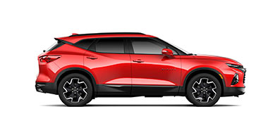 Chevrolet Blazer RS
