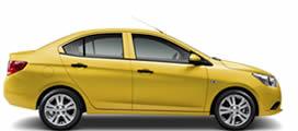Chevrolet Taxi Sail 1.5L AC