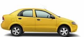 Chevrolet Taxi Aveo Family