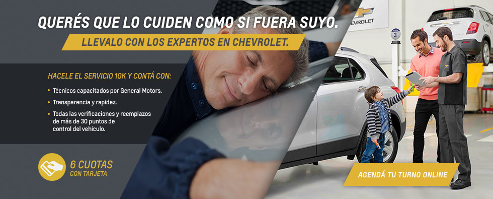 Servicios Chevrolet Amsat