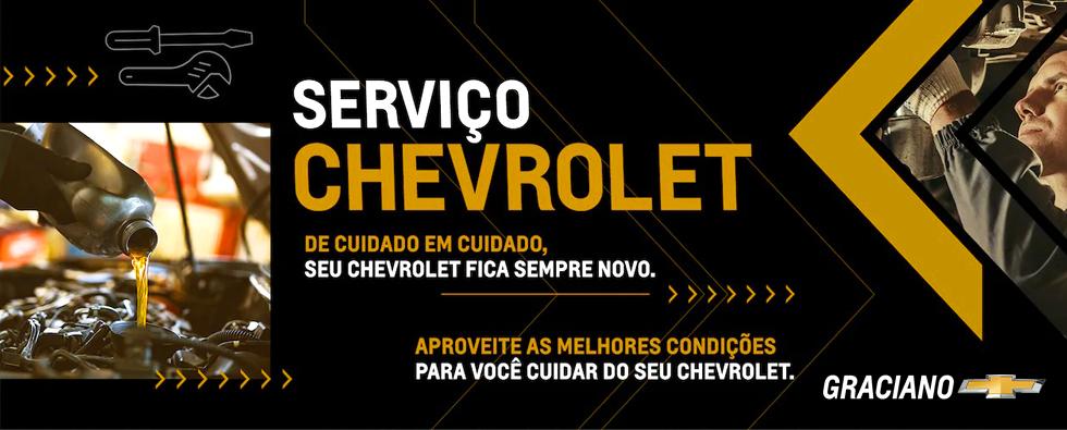Servico Chevrolet
