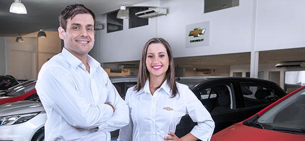 Vagas de emprego concessionária Chevrolet Uvel