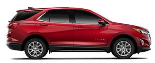 Tecnología y confort en el nuevo Chevrolet Equinox.