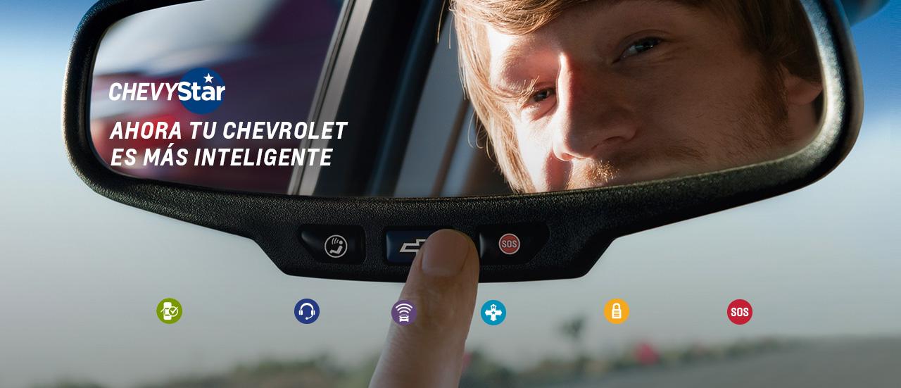 Chevrolet Chevystar: Ahora tu Chevrolet es más inteligente