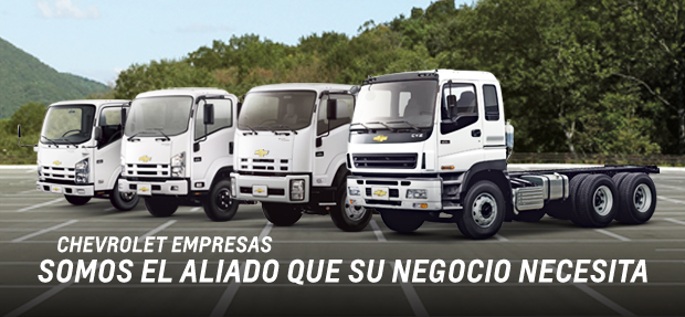 Chevrolet Empresas