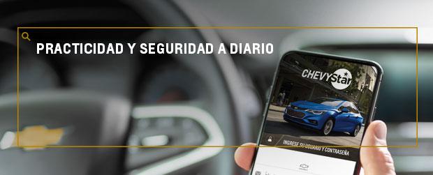 Concesionario Chevrolet  - Chevystar Practicidad y Seguridad a Diario