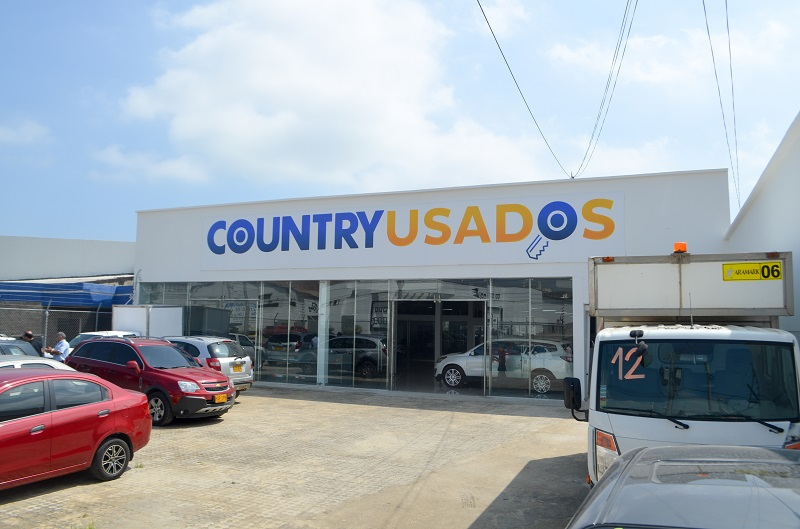 Country Usados