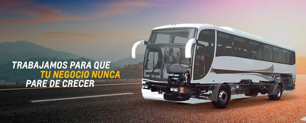 Lleva tu bus en Coltolima