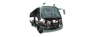 Chevrolet Bus FRR Forward Euro IV thumb