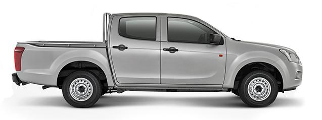 Chevrolet D-Max 2019