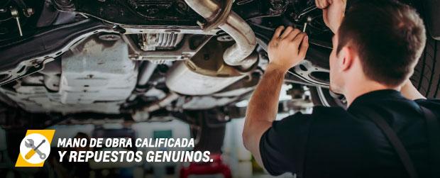 Hazle mantenimiento a tu vehículo