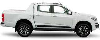 Chevrolet Colorado es una camioneta de gran potencia , la única en su estilo y diseño