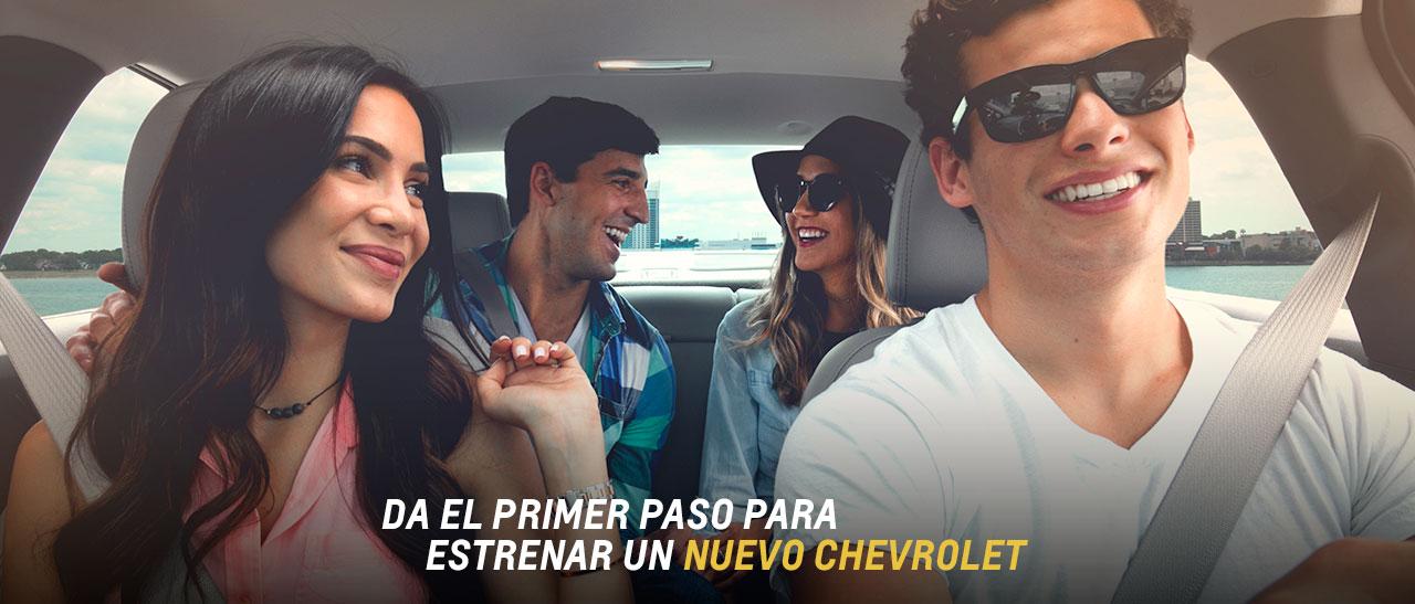 Chevrolet siempre asegura a quienes quieres