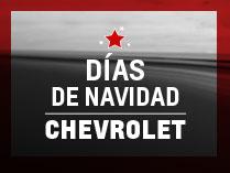 Chevrolet Colombia - Días de Navidad - carros nuevos - Diciembre